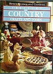 Bhg Treasury Of Country Crafts And Foods