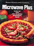 Bhg Microwave Plus Cook Book