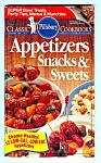 Pillsbury Classic Cookbook - 119 - Appetizers