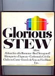 Hardback Glorious Stew Cookbook
