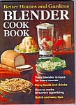 Bhg Blender Cook Book