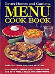 Bhg Menu Cook Book