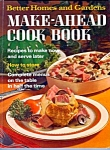 Bhg Make Ahead Cook Book