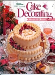 1990 Wilton Cake Decorating Yearbook