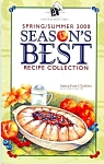 Pampered Chef Spring Summer 2000 Cookbook