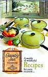 1969 West Bend Cookware Recipe Cookbook