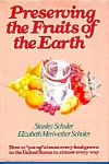 Preserving The Fruits Of The Earth Cookbook