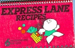 1986 Express Lane Cookbook - 6 Ingredients