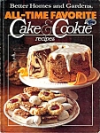 Bhg All-time Favorite Cake And Cookie Recipes