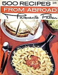 500 Recipes From Abroad By Marguerite Patten