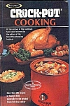 Hardback Rival Crock-pot Cooking Cookbook
