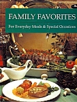 Family Favorites Cookbook - Mint Condition