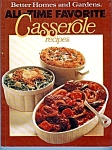 Better Homes And Gardens Casserole Cookbook