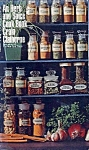 Craig Claiborne An Herb And Spice Cook Book