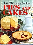 Bhg Pies And Cakes Cook Book