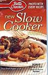 2001 Betty Crocker New Slow Cooker Meals Cookbook