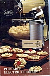 Mixmaster Portable Electric Cookery