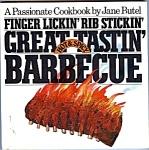 Jane Butel, Barbeque A Passionate Cookbook