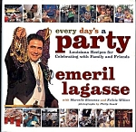 Emeril Lagasse, Every Day's A Party Cookbook