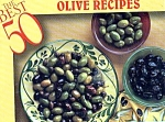 The Best 50 Olive Recipes Cookbook