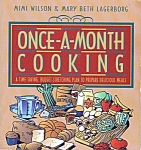 Mimi Wilson Mary Beth Lagerborg Once A Month Cooking