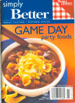 Bhg Game Day Party Foods Cookbook