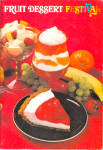 Dream Whip 1968 Fruit Dessert Festival Cookbooklet