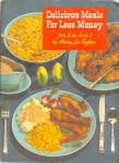 Mary Lee Taylor Delicious Meals For Less Money