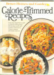 Better Homes And Gardens Calorie Trimmed Recipes