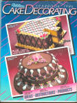 1985 Wilton Yearbook Of Cake Decorating