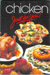 Tyson Chicken Just For You Cookbook