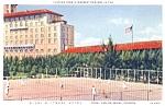 Biltmore Hotel Miami Florida Souvenir Post Card