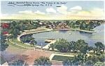 Tarpon Springs Florida Post Card
