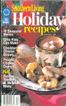 1996 Southern Living Holiday Recipes Cookbook