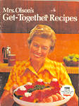 Mrs. Olson's Get Together Recipes Cookbook