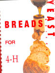 Red Star Yeast Breads For 4-h Cookbook