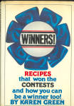 Recipes That Won The Contests Cookbook