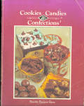 Cookies, Candies And Confections Cookbook