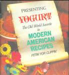 Presenting Yogurt In Modern American Recipes