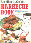 1956 Better Homes And Gardens Barbeque Book