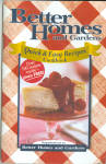 Bhg Quick And Easy Recipes Cook Booklet