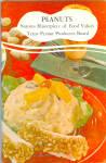 Peanuts, Cookbook From The Texas Peanut Board