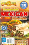 Ortega Homemade Mexican Favorites Cookbook