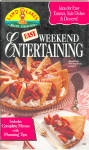 Land O Lakes Easy Weekend Entertaining Cookbook