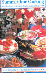 2002 Vfw Summertime Cooking Cookbook