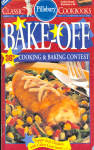 1994 Pillsbury Bake Offl Recipes Cookbook