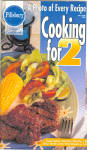 Pillsbury 1996 Cooking For 2 Cookbook