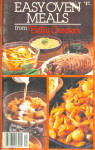 Betty Crocker Easy Oven Meals - 1984 Cookbook