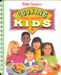 Betty Crocker Cooking With Kids Cookbook