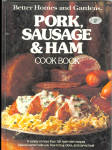 Bhg 1979 Pork, Sausage And Ham Cook Book